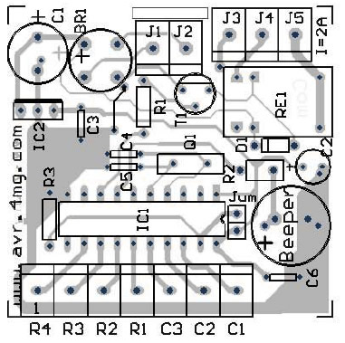 Wiring Diagrams For Metal Garages together with 3 Car Garage Wiring Diagram further Keypad Circuit Diagram together with Isted Door Opener additionally Telectron Wiring Diagram. on wiring diagram craftsman garage door opener