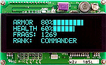 VK204-24-USB Display Module