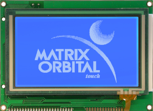 Enlarged image for GLT240128-USB-WB Display Module