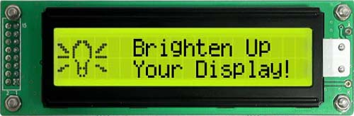 Enlarged image for LK202-25-USB Display Module