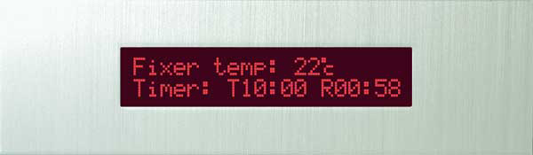 Enlarged image for MX223 Display Module