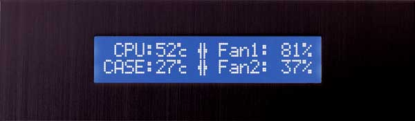 Enlarged image for MX232 Display Module