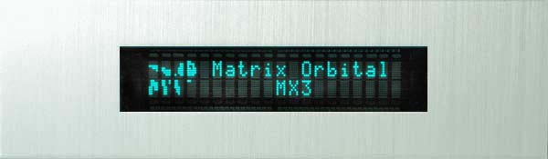 Enlarged image for MX324 Display Module