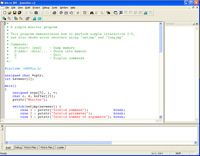 Micro C 6809 Development System - C Compiler, Assembler, Linker, Windows IDE for the 6809