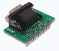 DB15HD Breadboard Adapter - DB15HD Male Breadboard Adapter
