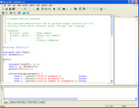 Micro C 68HC12 Development System - C Compiler, Assembler, Linker, Windows IDE for the 68HC12