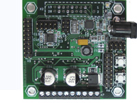 MOTOR-2 - Stepper motor control board