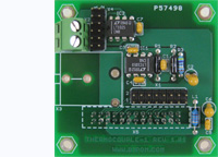 THERMOCOUPLE-1 - Thermocouple board with support for type E,J,K,R,S,T thermocouples