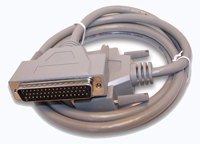 EXT50-6 - DB50 M-F 6Ft cable