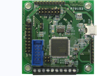 MINI-MAX/AVR-BU - Based on the ATMEL AT90USB647 micro-controller with integrated USB controller and analog inputs