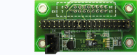 T-1-1820 - Digital Thermometer sensor peripheral board