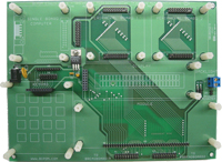 MicroTRAK Carrier Board - Universal Carrier Board for Training/Project Kits