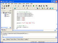 Microchip Development System - Windows IDE for the PIC