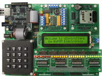 MicroTRAK/ARM-E Complete - ARM7 Training/Project Kit with MINI-MAX/ARM-E