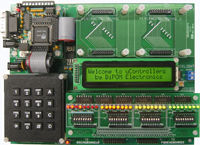 MicroTRAK/51-C2 Starter - 8051 Training/Project Kit with MINI-MAX/51-C2, without any peripheral boards