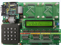 MicroTRAK/908-C Starter - 68HC08 Training/Project Kit with MINI-MAX/908-C, without any peripheral boards