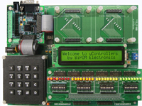 MicroTRAK/51-F Starter - 8051 Training/Project Kit with MINI-MAX/51-F, no peripheral boards