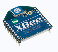 XBee & XBee-PRO 802.15.4 OEM RF Modules - MODULE 802.15.4 100MW CHIP ANT