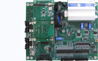 WiPOM - Highly-configurable wireless platform with plug&play peripherals, I/O and processor board.