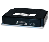 MDC1460 - Brushed DC Motor Controller, Single Channel, 1 x 120A, 60V, Encoder in, USB, CAN, Enclosed