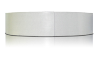 MTAPE50NR - 2' width x 0.045' thickness x 150' length magnetic tape for MGS1600 with North top side. Sold in 1