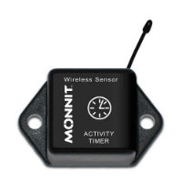 Wireless Activity Timer - Commercial Grade, CR-2032 Battery Powered Wireless Activity Timer,900MHz