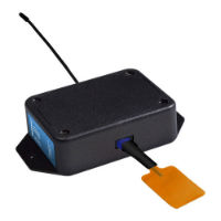 Wireless Airflow Detector (AA) - Commercial Grade, AA Battery Powered Wireless Airflow Detector (AA),900MHz
