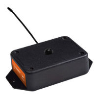 Wireless Motion Detection Sensor (AA) - Commercial Grade, AA Battery Powered Wireless Motion Detection Sensor (AA),900MHz