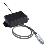 Wireless Pressure Sensor - 50 PSIG (AA) - Commercial Grade, AA Battery Powered Wireless Pressure Sensor - 50 PSIG (AA),900MHz
