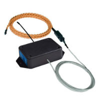 Wireless Water Rope Sensor (AA) - Commercial Grade, AA Battery Powered Wireless Water Rope Sensor (AA),900MHz