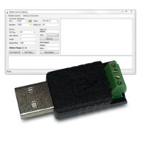 MNA-SG-USB - Serial MODBUS Gateway Configuration Utility with RS485 to USB Converter