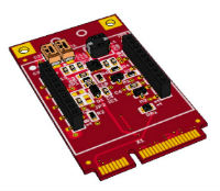 BRD-mPCIe-X - Mini PCI express cellular modem adapter board