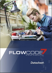 Flowcode 7 for PIC - Flowcode 7 Standard licence, single user, with 8bit PIC Chip Pack