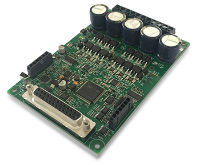 SDC3260 - Brushed DC Motor Controller, Triple Channel, 20A, 60V, Encoder input, USB, CAN.