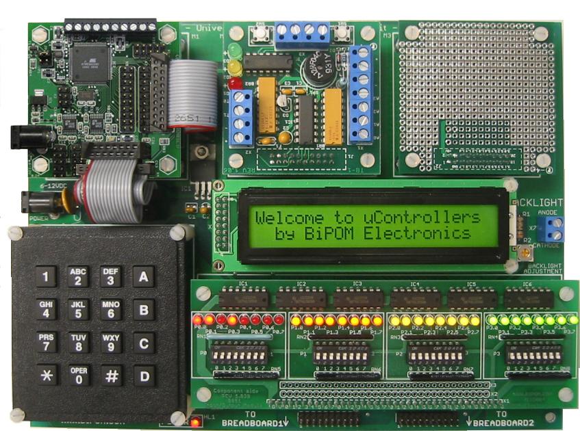 bipom electronics  avr