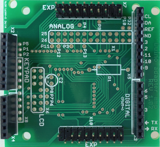Duino-Adapter-MMP -