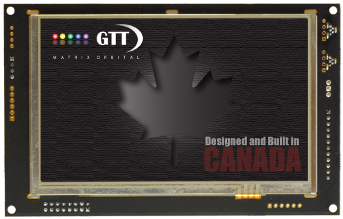 Enlarged image for GTT50A-TPR-BLS-B0-H1-CT-VPT Display Module