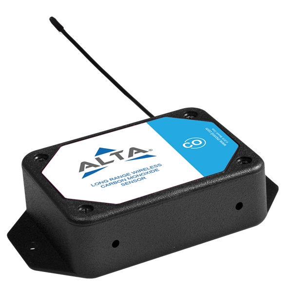 ALTA Wireless Carbon Monoxide (CO) Gas Sensor (AA) - ALTA WIRELESS CARBON MONOXIDE (CO) GAS SENSOR,900 MHz - AA BATTERY POWERED