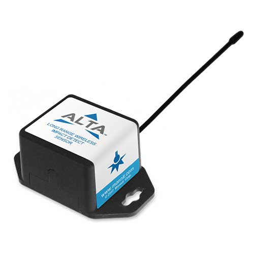 ALTA Wireless Accelerometer - Impact Detection - ALTA WIRELESS ACCELEROMETER - IMPACT DETECT, 900 MHz, COMMERCIAL COIN CELL POWERED