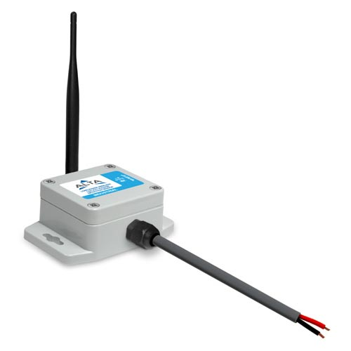 ALTA Industrial Wireless Voltage Detection - 200 VDC - ALTA INDUSTRIAL WIRELESS VOLTAGE DETECTION - 200 VDC, 900 MHz