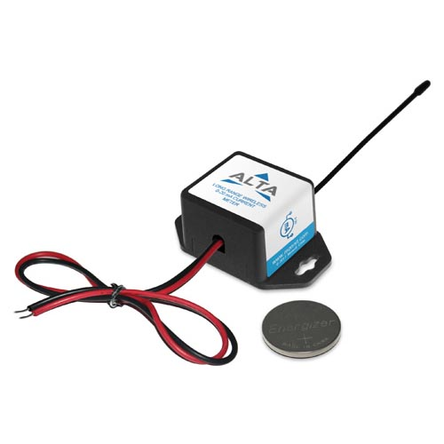 ALTA Wireless 0-20 mA Current Meter - ALTA WIRELESS 0-20 MA CURRENT METER, 900 MHz, COIN CELL POWERED